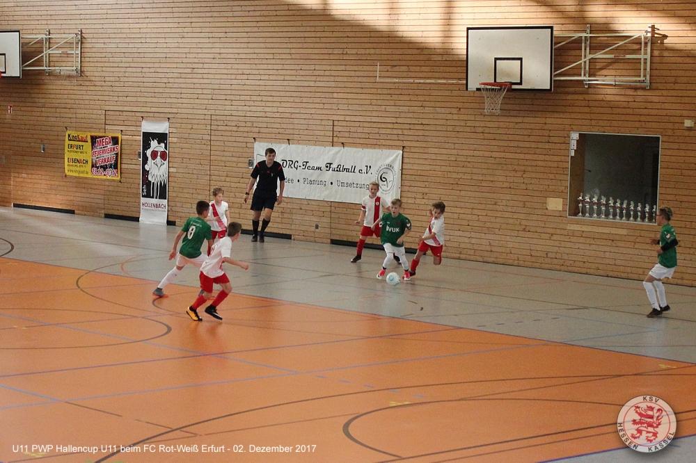 U11 Turnier Erfurt
