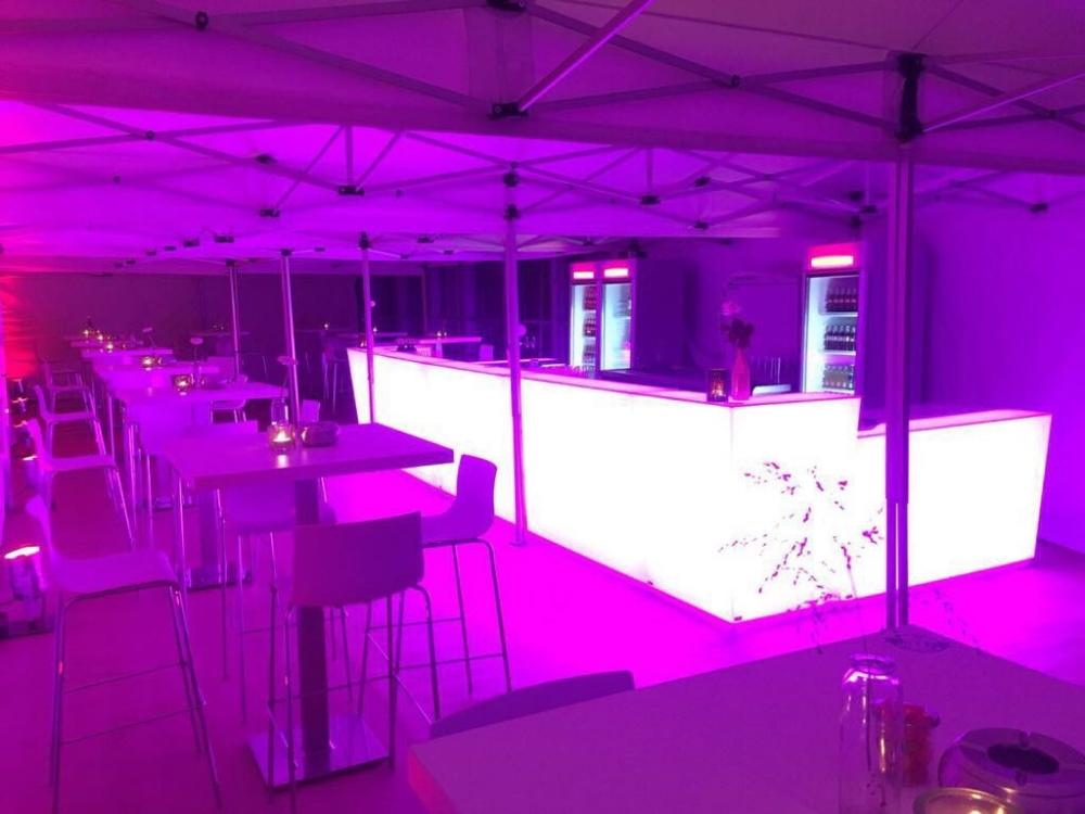 VIP-Lounge Gestaltung durch FAC