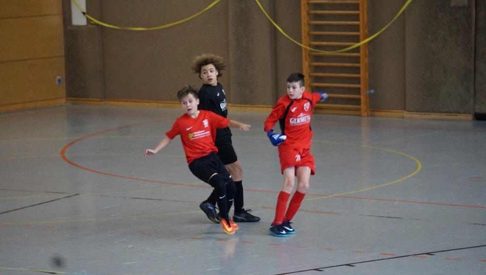 U12 Hallenkreismeisterschaft 2 Mannschaft