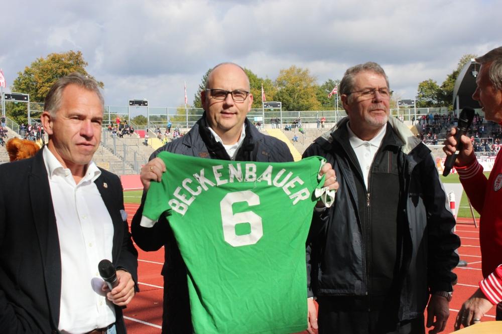 Jens Rose, Andreas Fehr, Hans Wulf