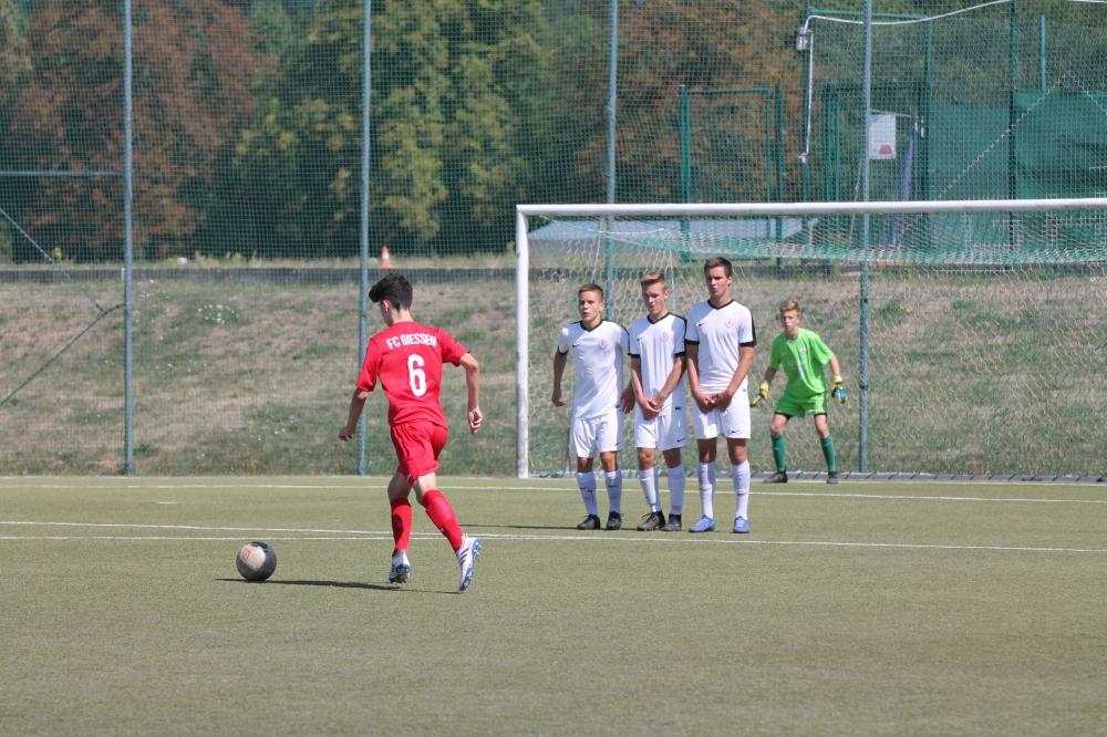U17 in Gießen