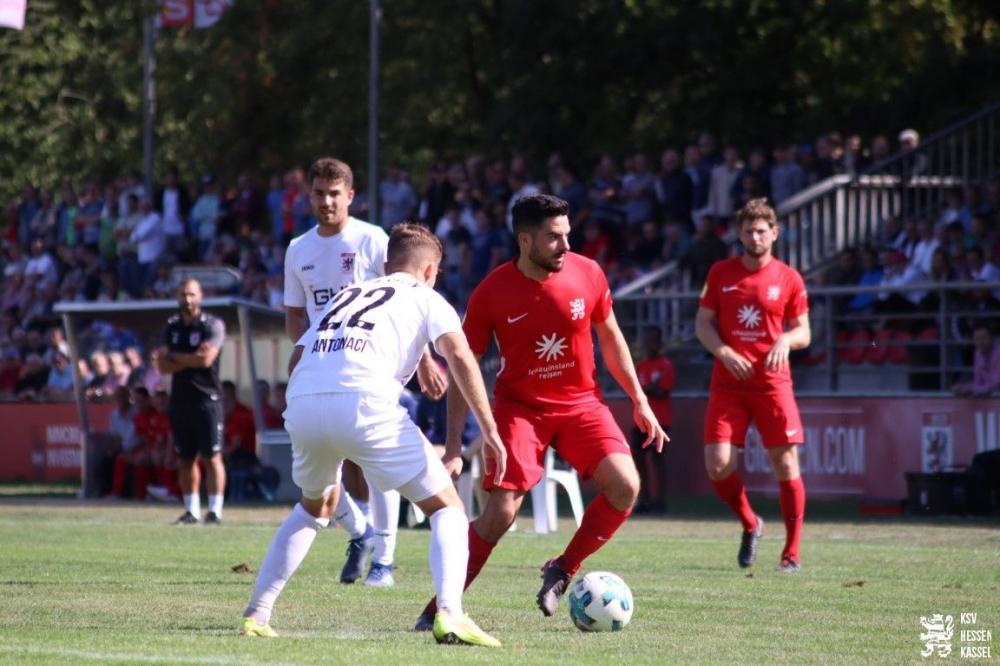 FC Gießen-KSV Hessen Kassel