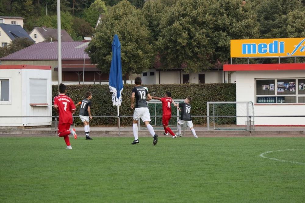 U14 in Wolfhagen