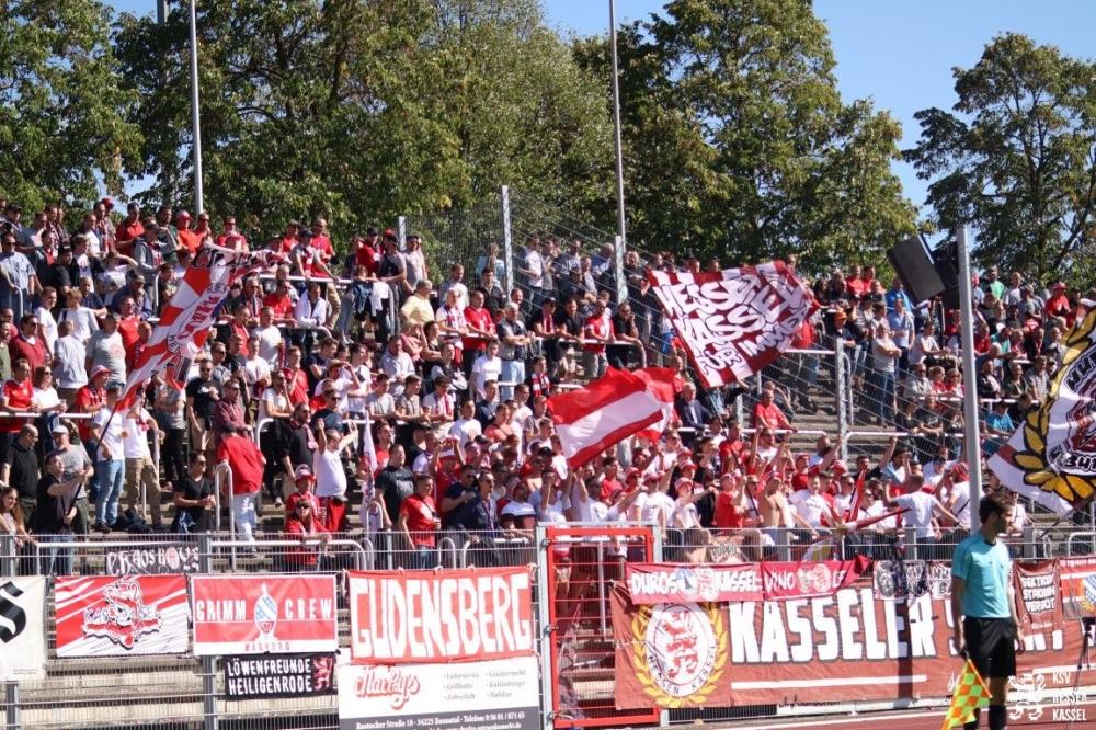 KSV Baunatal - KSV Hessen