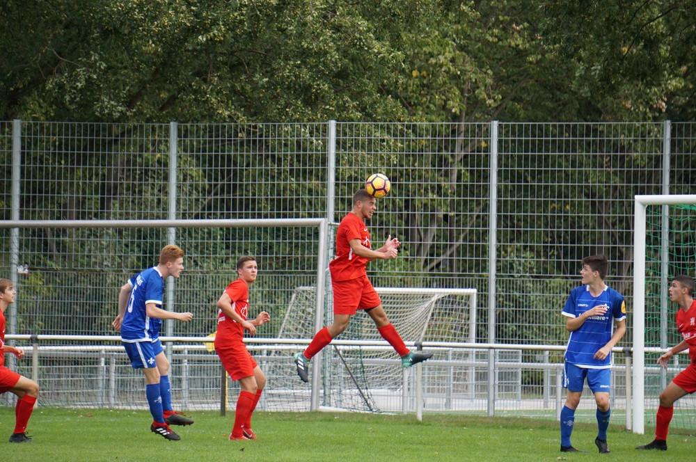 U17 gegen Darmstadt 98