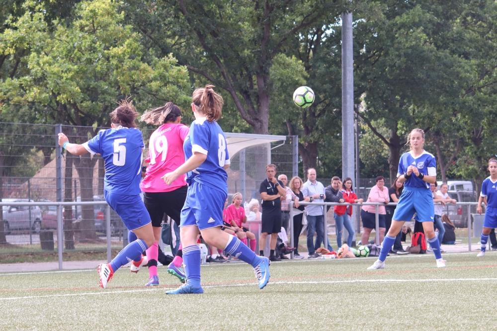 B-Mädchen - MFFC Wiesbaden
