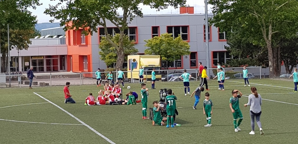 TSV Heiligenrode - U11