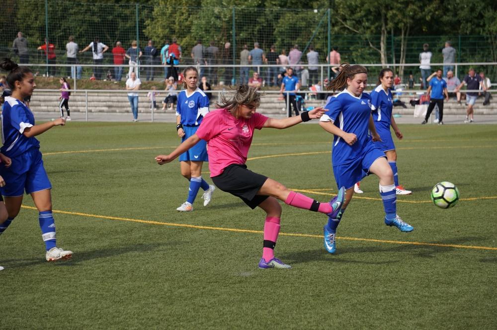 B Mädchen - MFFC Wiesbaden