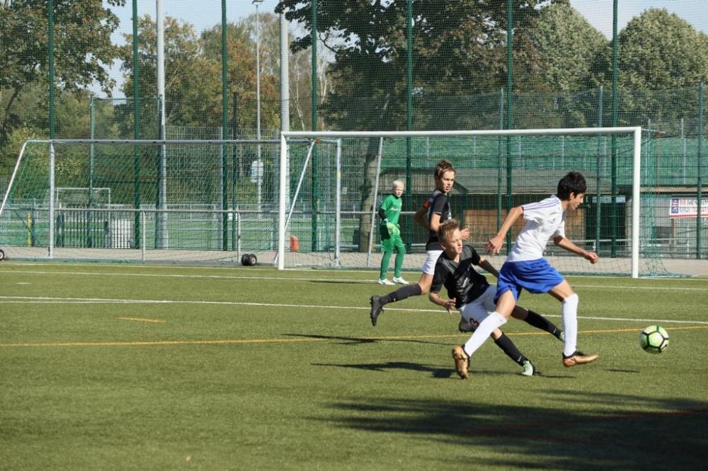 U14 gegen Eintracht Baunatal