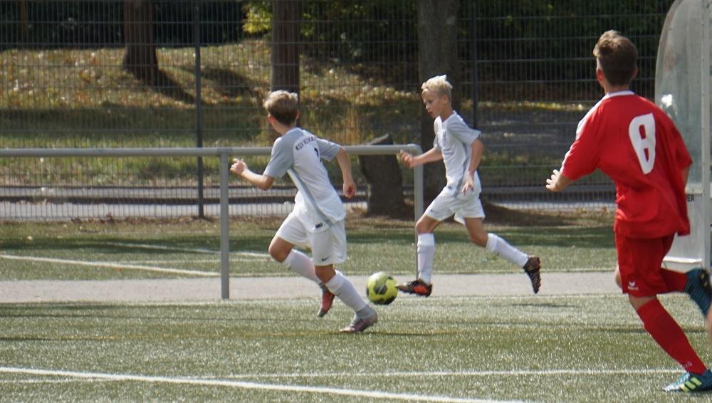 U13 - JFV Söhre U14