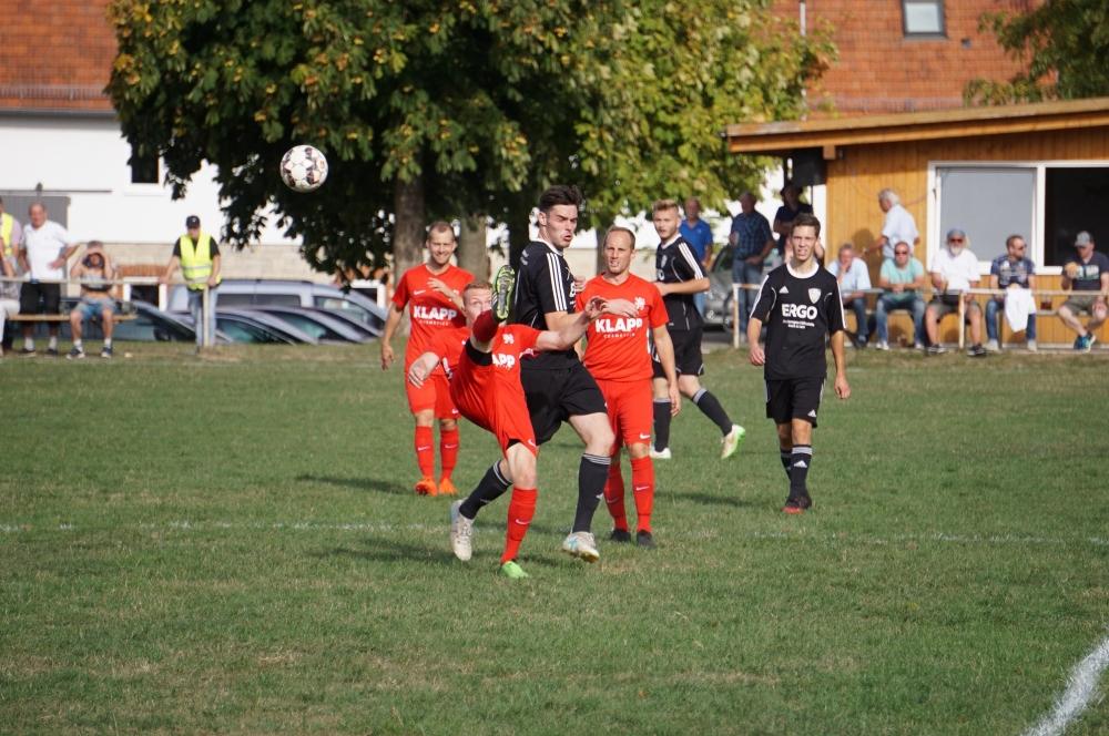 SG Wettesingen / Breuna / Oberlistingen - U23