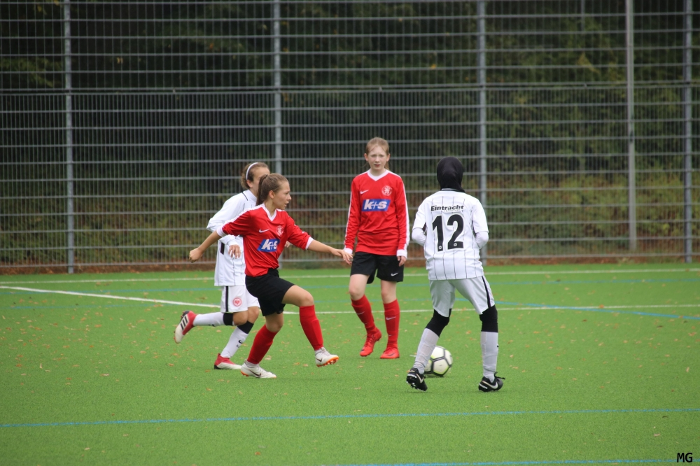C-Mädchen - Eintracht Frankfurt