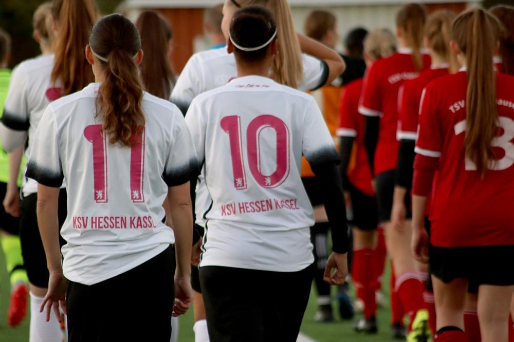 TSV Odershausen - KSV Hessen