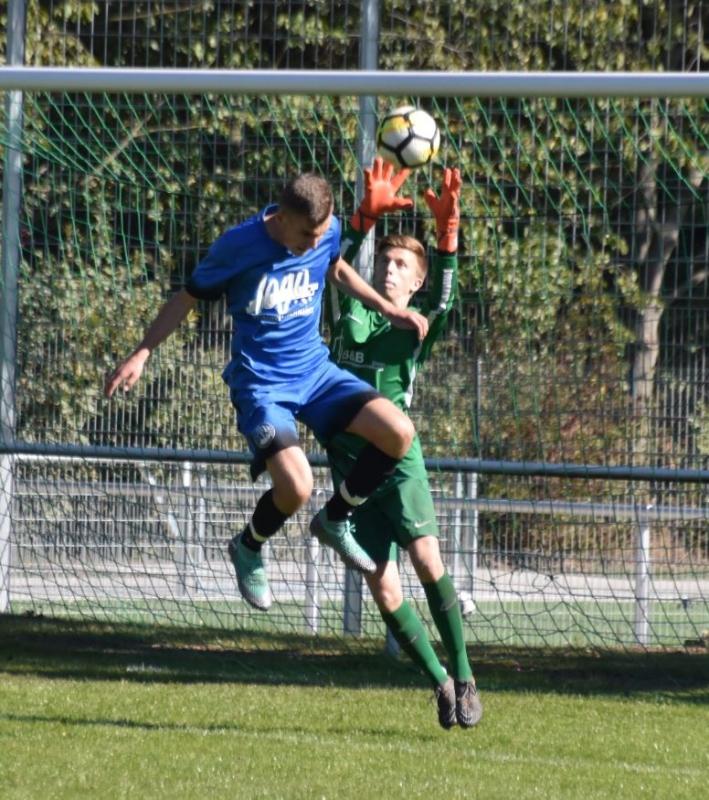 U17 gegen JFV Fulda