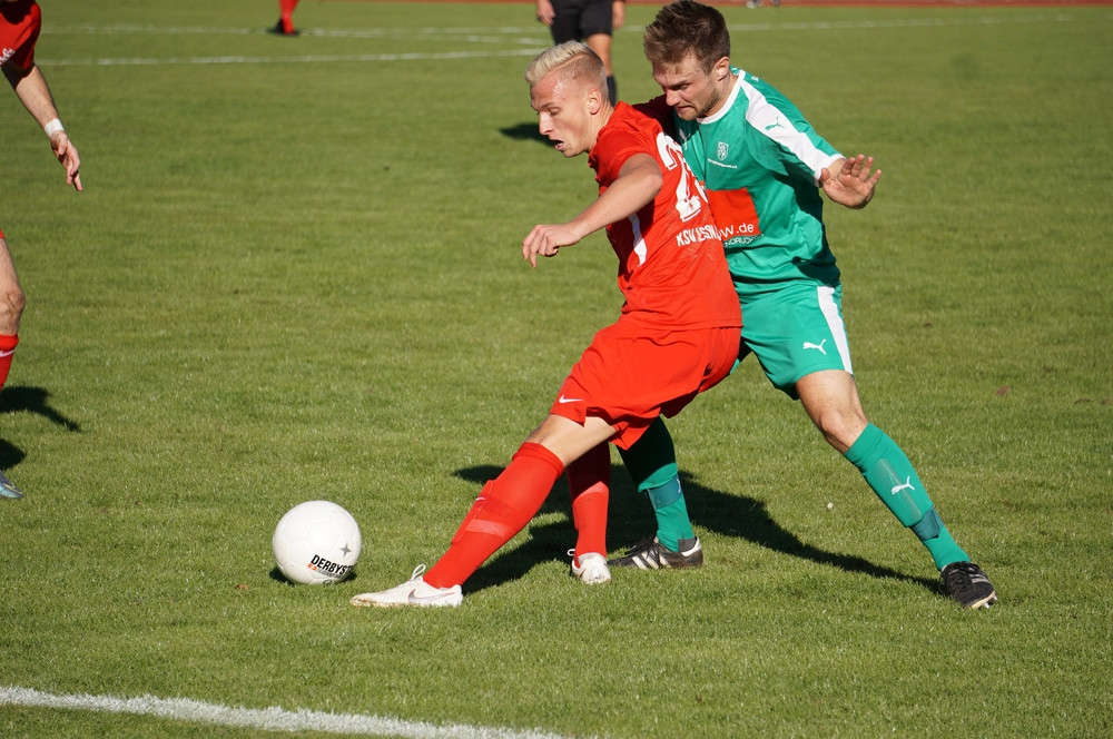 U23 beimTSV Heiligenrode