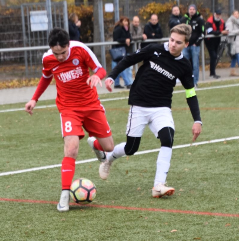 U16 - Bad Arolsen / Landau