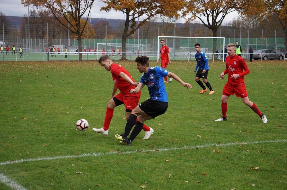 U19 gegen FV Biebrich