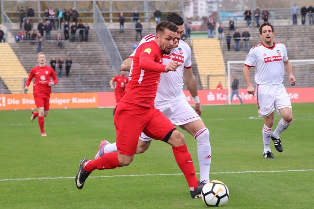 KSV Hessen - FC Ederbergland