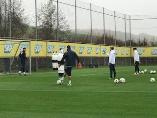 TW-Trainerfortbildung Hoffenheim