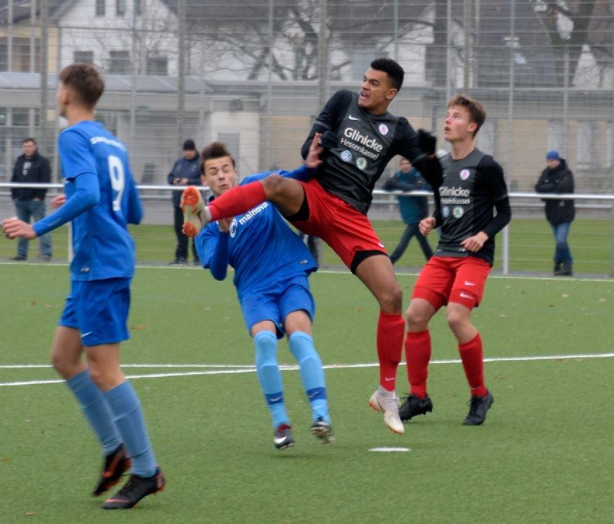 Rosenhöhe Offenbach - U17