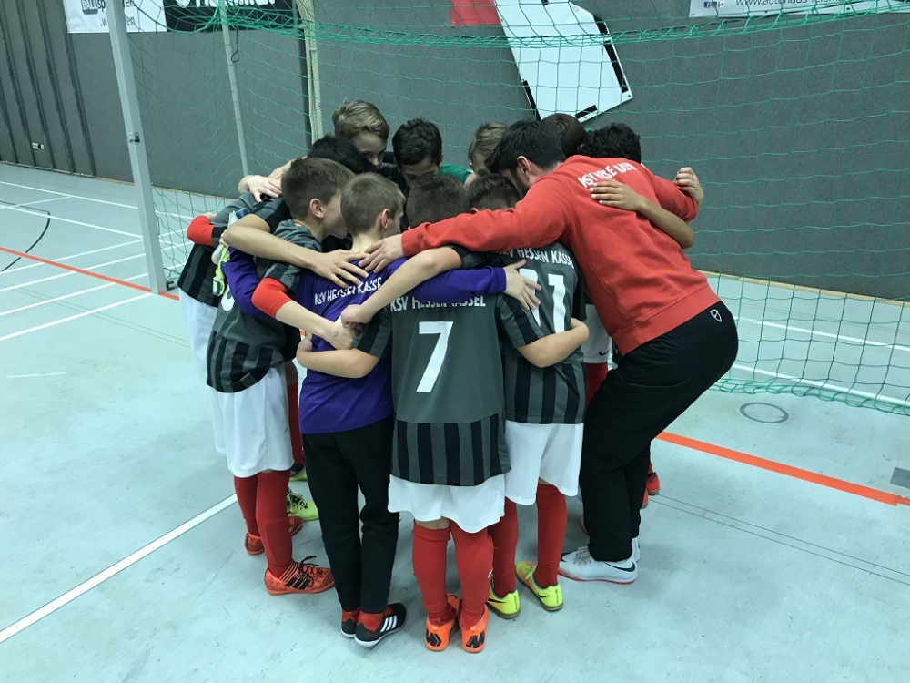 U11 Bad Wildunger Hallencup