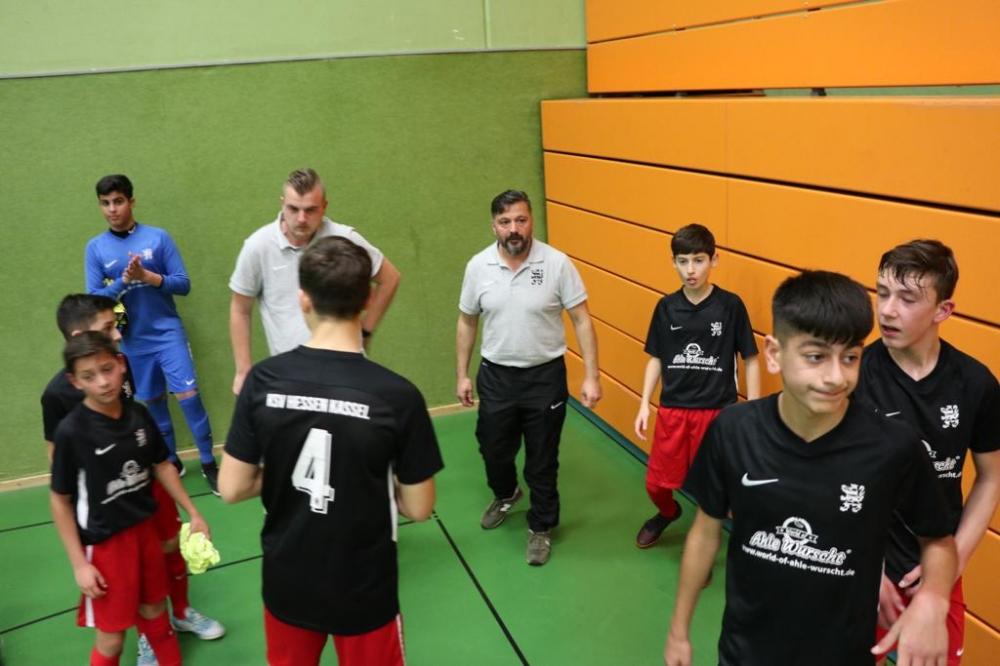 U14 Gruppenrunde Hallenkreismeisterschaft
