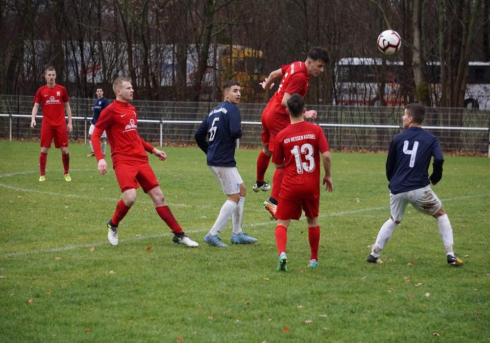 U19 - Rosenhöhe Offenbach