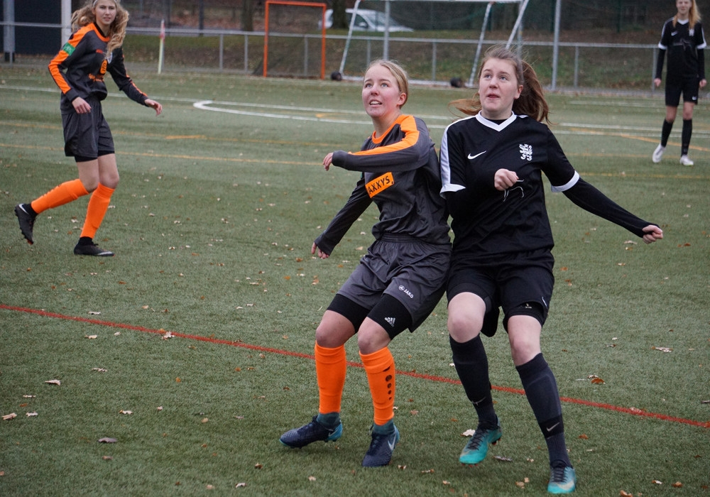 B Mädchen - FSV Hessen Wetzlar