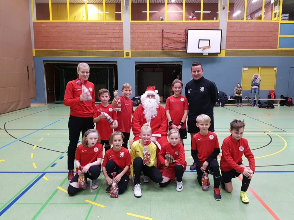 U10 Trainingsbesuch
