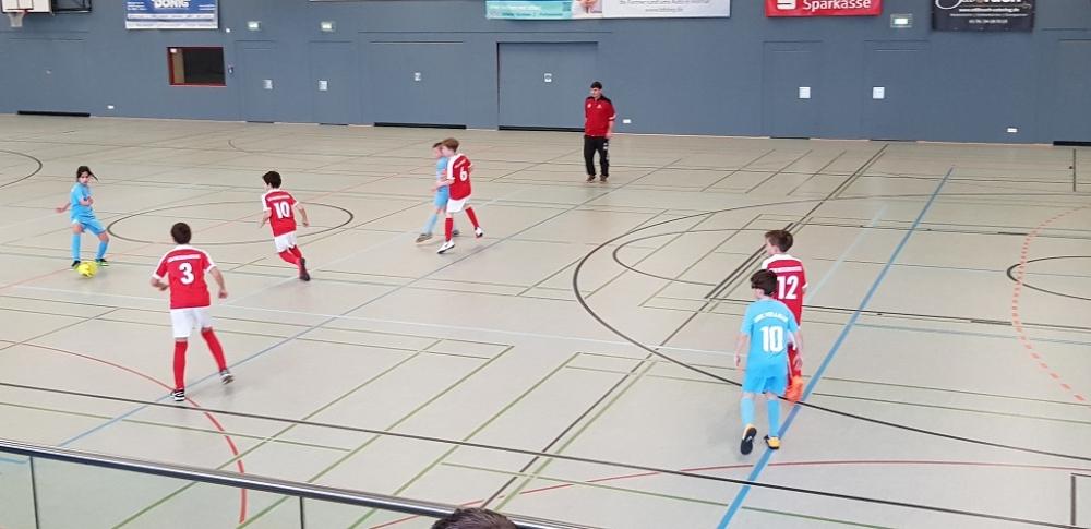 U11 in Hofgeismar
