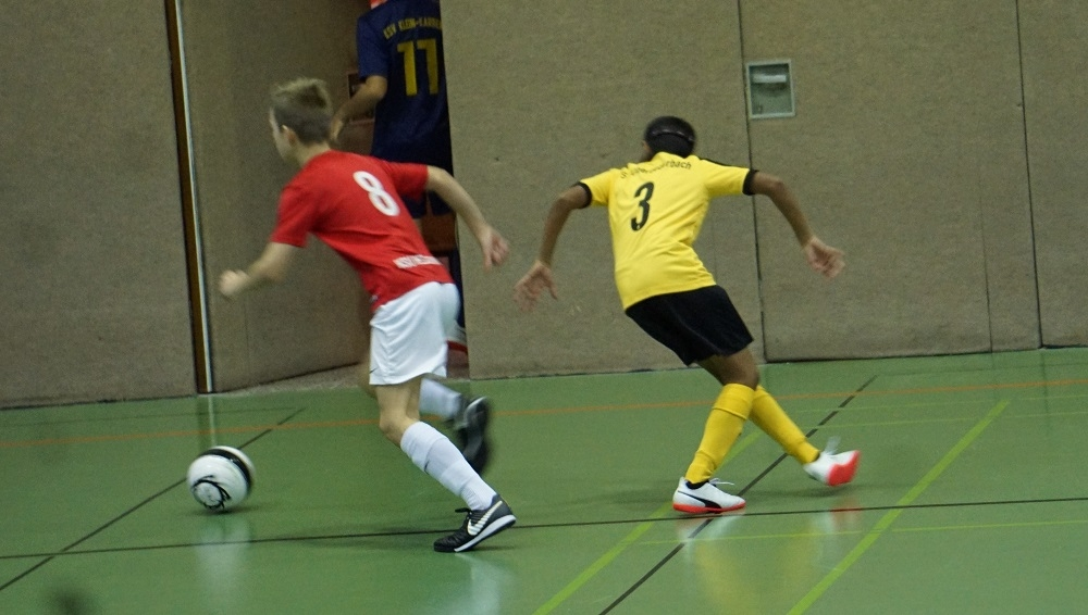 U13 Indoor Masters in Mainz-Kastel