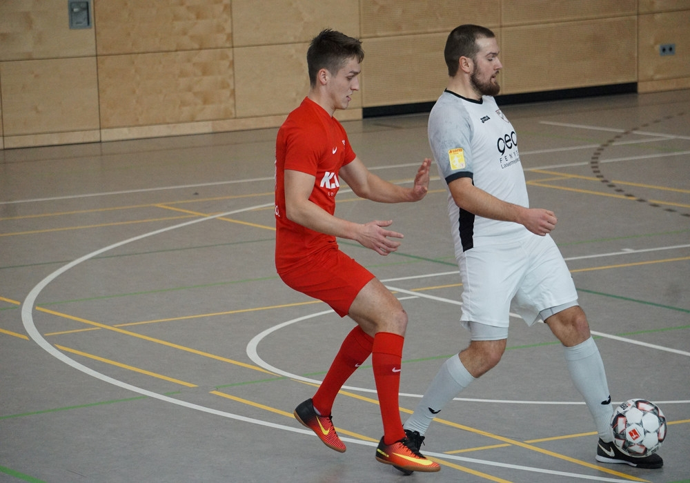 U23 Hütt Winter Cup Hertingshausen