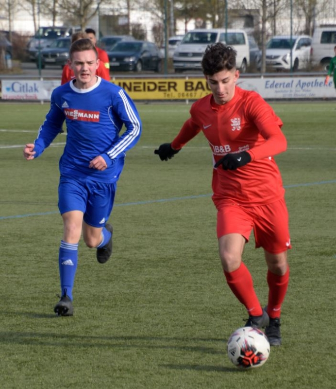 FC Ederbergland - U17