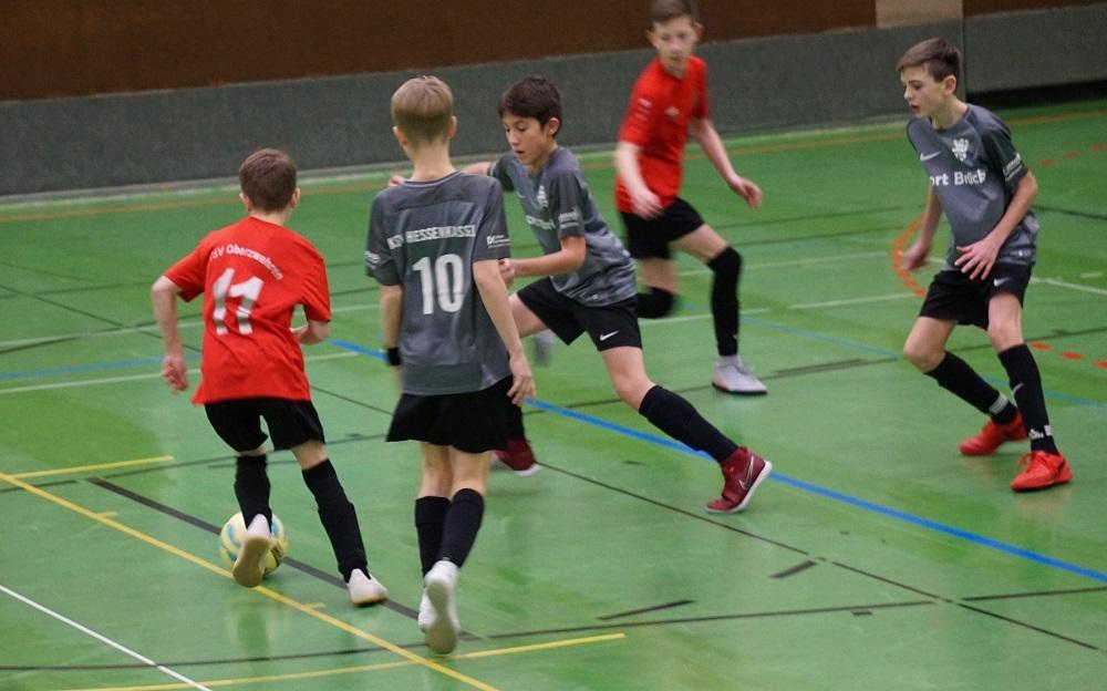 U13 Hallenkreismeisterschaft Zwischenrunde