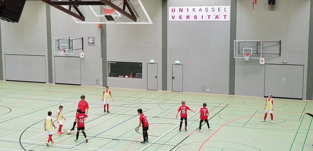 U11 Hallenmeisterschaft Zwischenrunde