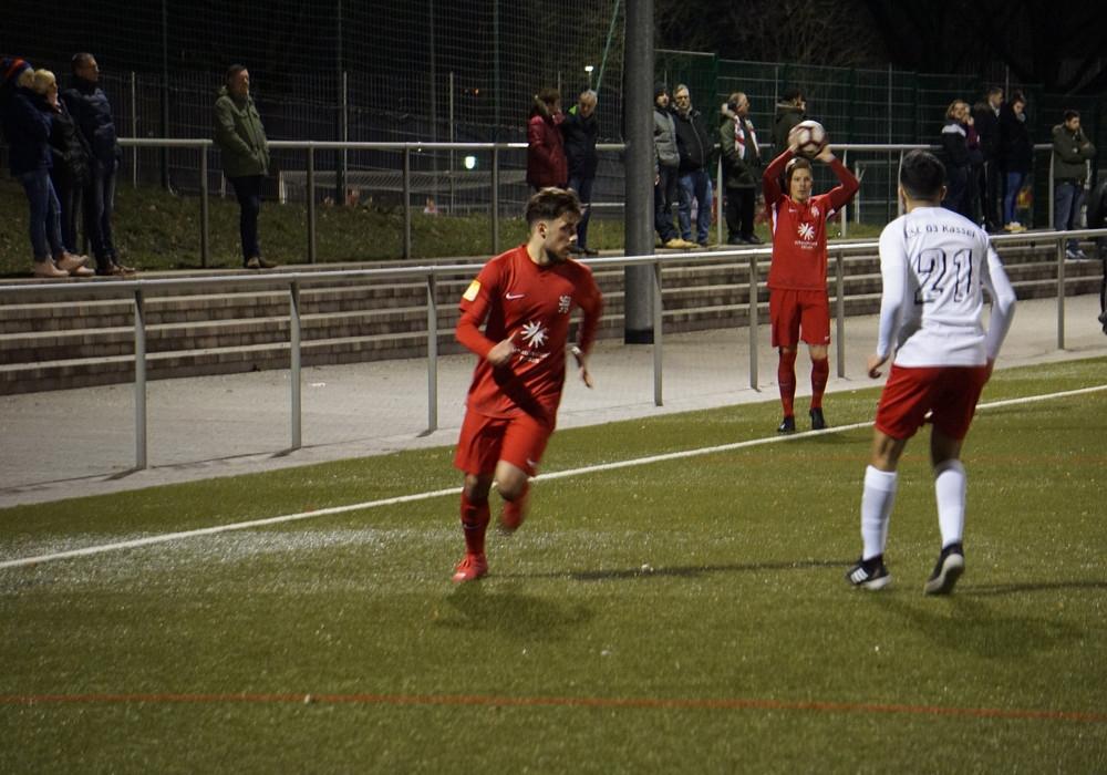 KSV Hessen Kassel - CSC 03 Kassel