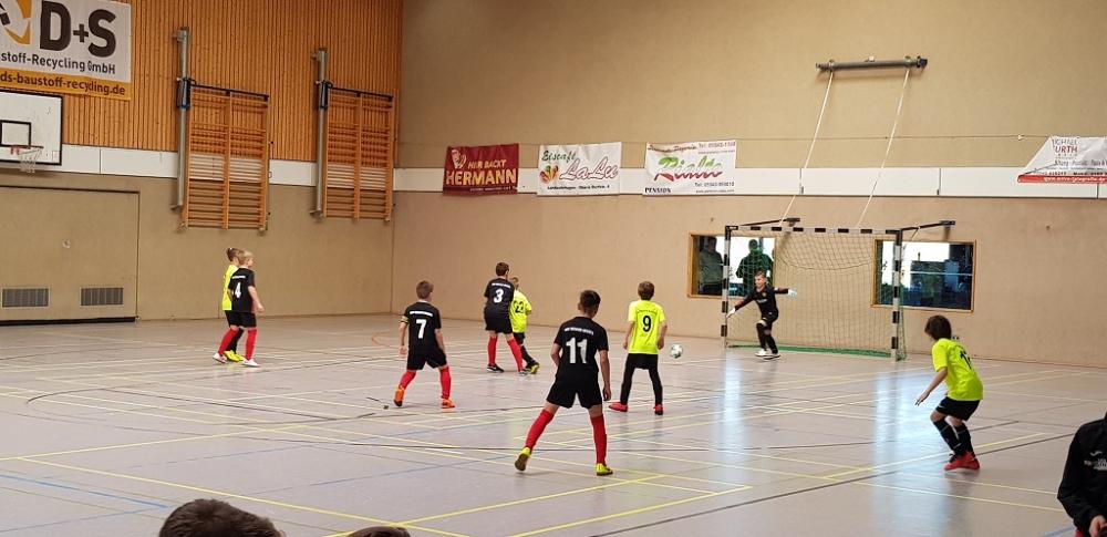 U11 Hallenkreismeisterschaft Endrunde