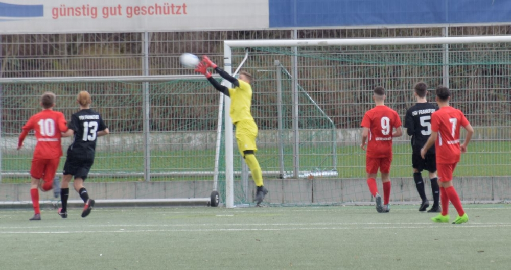 FSV Frankfurt - U17