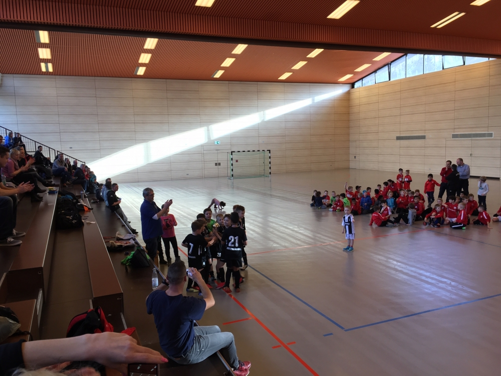 U9 Futsal Hallenmeisterschaft Endrunde