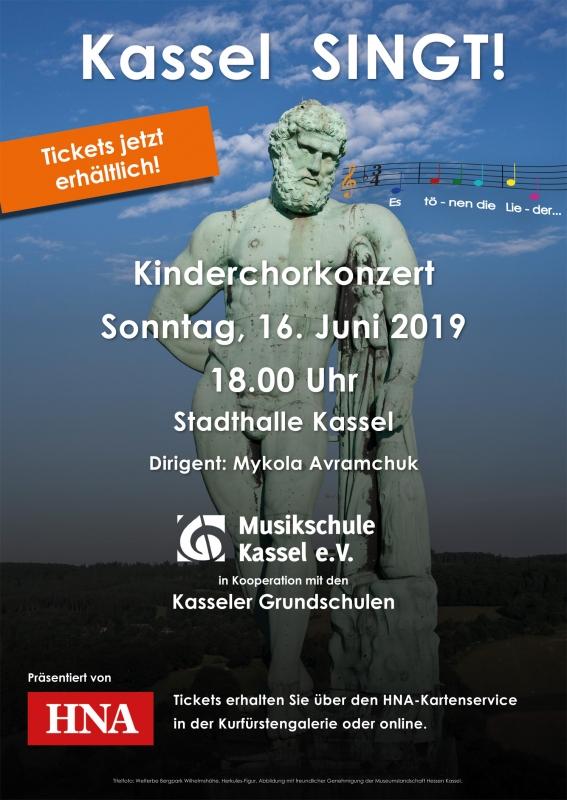 Kassel singt Musikschule Kassel e.V.