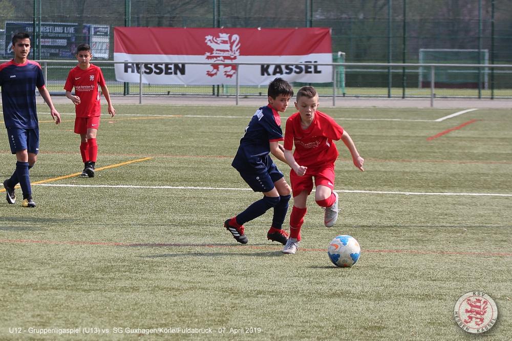 U12 - SG Guxhagen / Körle / Fuldabrück