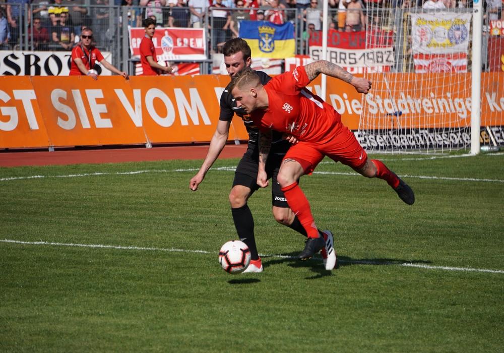 KSV Hessen Kassel - KSV Baunatal