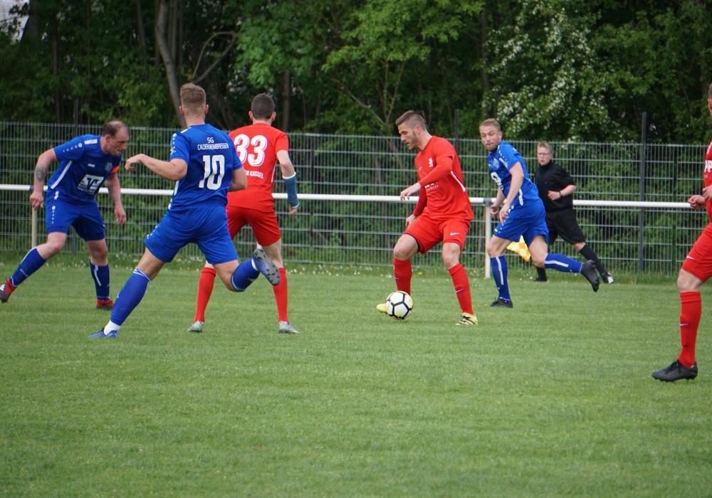 U23 - Calden / Meimbressen
