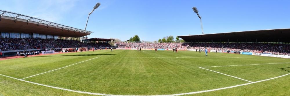 Lotto Hessenliga 2018/2019, KSV Hessen Kassel, KSV Baunatal, Endstand 3:1