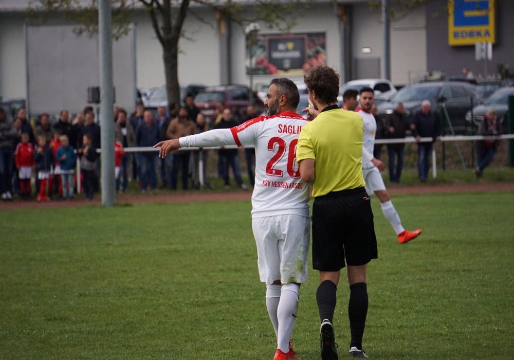 SV Kaufungen - KSV Hessen Kassel