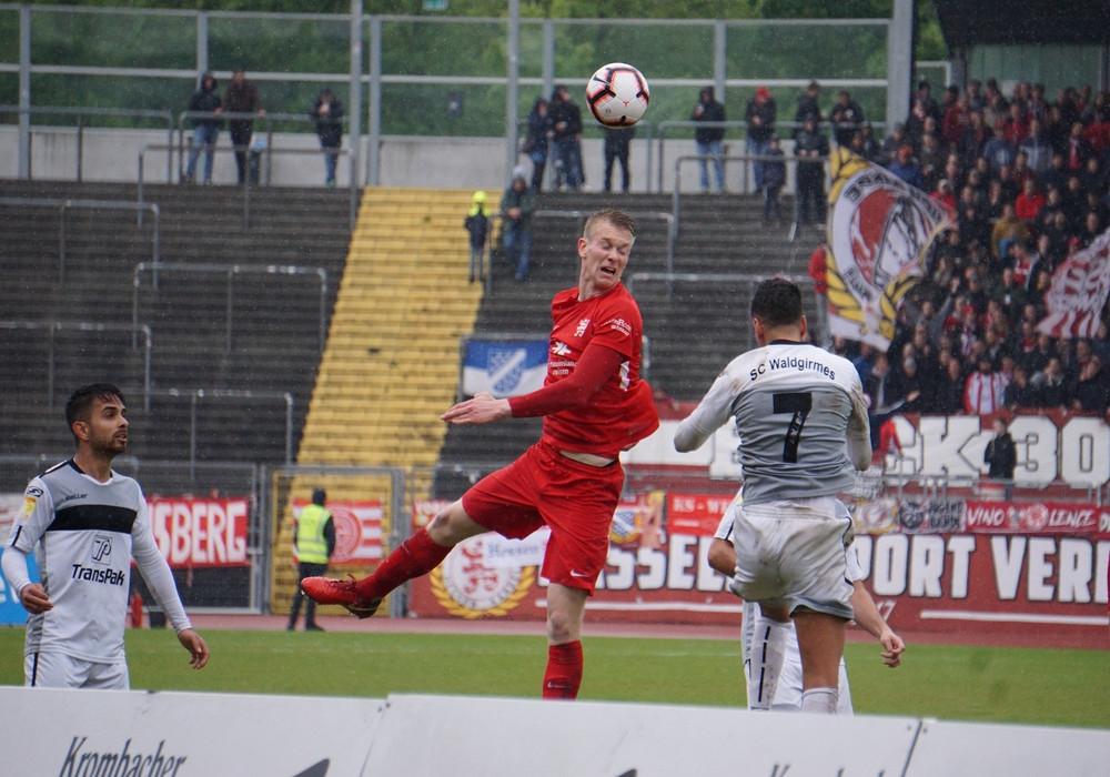 KSV Hessen Kassel - SC Waldgirmes