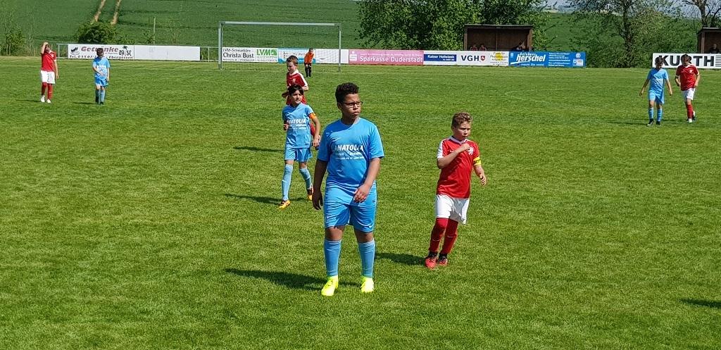 U11 Turnier Seeburg