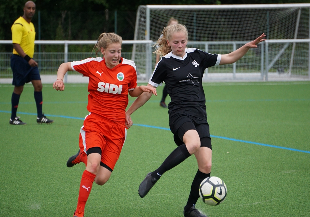 B Mädchen - 1 FFC Frankfurt II