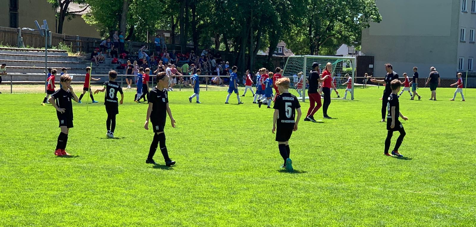 U10 Turnier Germania Wiesbaden