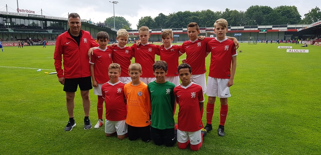 U11 Turnier Verl